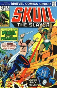 Skull the Slayer 1975 - 1976 #4