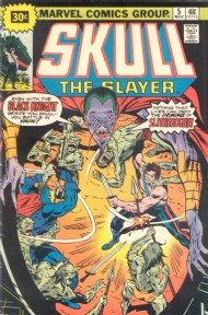 Skull the Slayer 1975 - 1976 #5