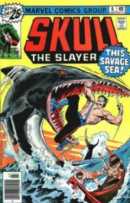 Skull the Slayer 1975 - 1976 #6