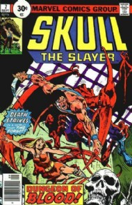Skull the Slayer 1975 - 1976 #7