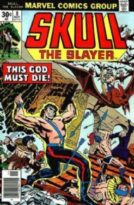 Skull the Slayer 1975 - 1976 #8