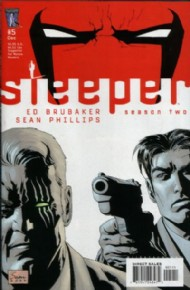 Sleeper: Season Two 2005 - 2006 #5