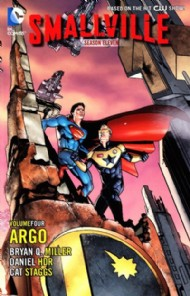 Smallville Season Eleven: Argo 2014 #4
