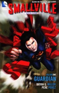 Smallville Season Eleven: Guardian 2013 #1