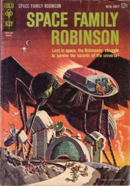 Space Family Robinson #2
