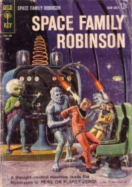 Space Family Robinson #3