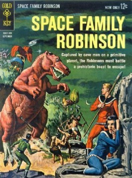 Space Family Robinson #4