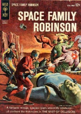 Space Family Robinson #5