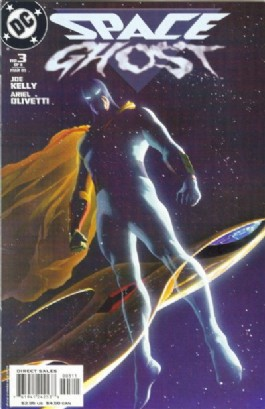Space Ghost #3