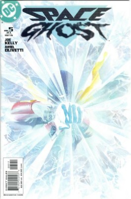 Space Ghost #5