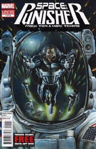 Space Punisher 2012 #1