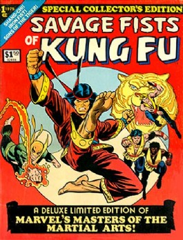 Special Collector's Edition: Savage Fists of Kung Fu #1