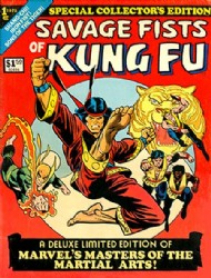 Special Collector's Edition: Savage Fists of Kung Fu 1975 #1