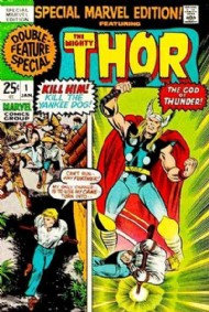 Special Marvel Edition 1971 - 1974 #1