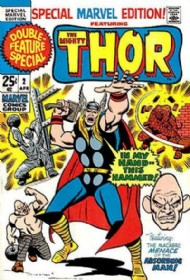 Special Marvel Edition 1971 - 1974 #2