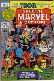 Special Marvel Edition 1971 - 1974 #3