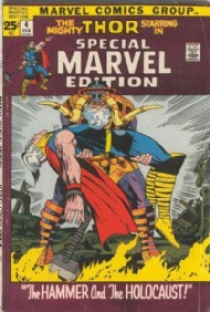 Special Marvel Edition 1971 - 1974 #4