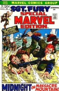 Special Marvel Edition 1971 - 1974 #5