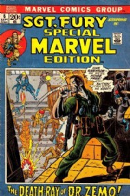 Special Marvel Edition 1971 - 1974 #6