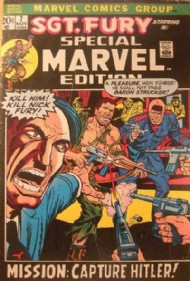 Special Marvel Edition 1971 - 1974 #7
