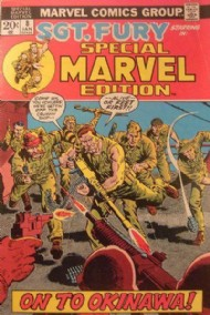 Special Marvel Edition 1971 - 1974 #8