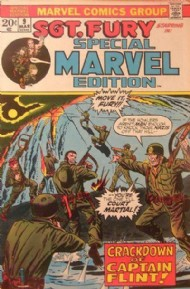 Special Marvel Edition 1971 - 1974 #9