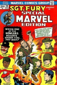 Special Marvel Edition 1971 - 1974 #10