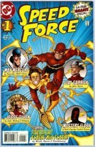 Speed Force 1997 #1