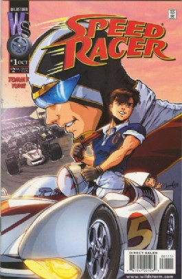 Speed Racer #1
