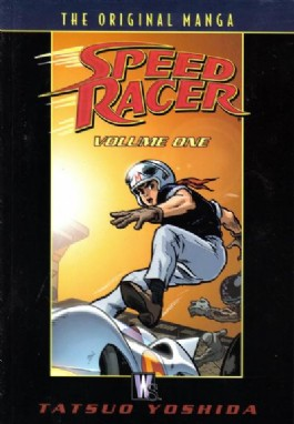 Speed Racer: the Original Manga