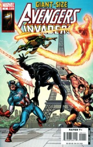 Avengers/Invaders Giant Size 2008 #1