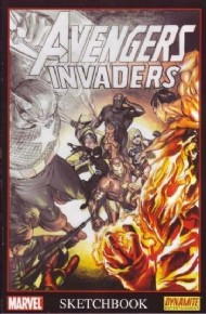 Avengers/Invaders Sketchbook 2008 #0