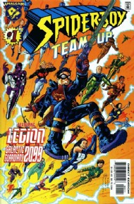 Spider-Boy Team-Up 1997 #1