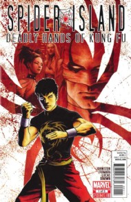 Spider-Island: Deadly Hands of Kung-Fu 2011 #1