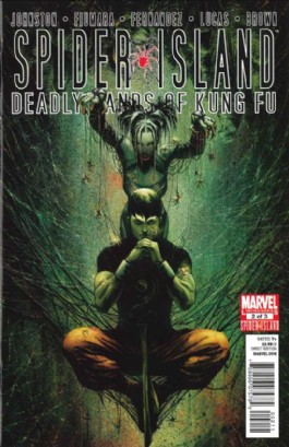 Spider-Island: Deadly Hands of Kung-Fu #2