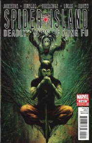 Spider-Island: Deadly Hands of Kung-Fu 2011 #2