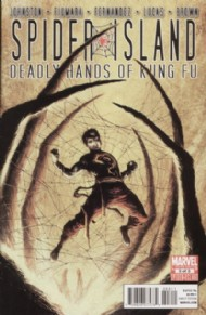 Spider-Island: Deadly Hands of Kung-Fu 2011 #3