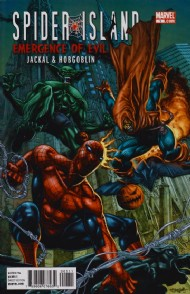 Spider-Island: Emergence of Evil - Jackal and Hobgoblin 2011 #1
