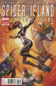 Spider-Island: the Amazing Spider-Girl 2011 #3