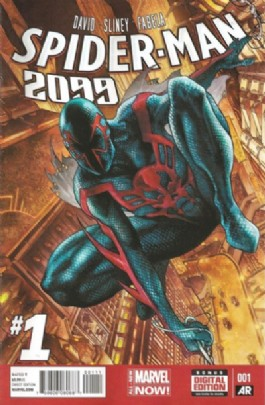 Spider-Man 2099 (Series 2) #1