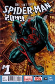 Spider-Man 2099 (Series 2) 2014 #1