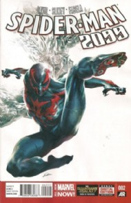Spider-Man 2099 (Series 2) 2014 #2