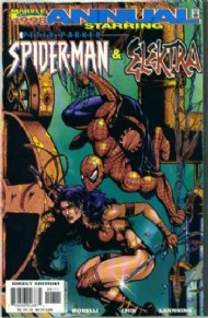 Spider-Man and Elektra Annual 1998 #1