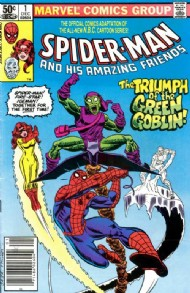Spider-Man and His Amazing Friends 1981 #1