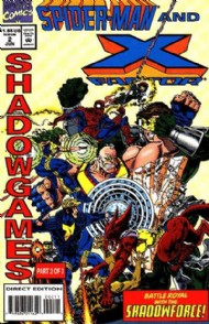 Spider-Man and X-Factor: Shadowgames 1994 #2