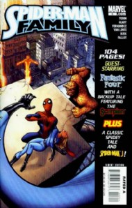 Spider-Man Family (2nd Series) 2007 - 2008 #3