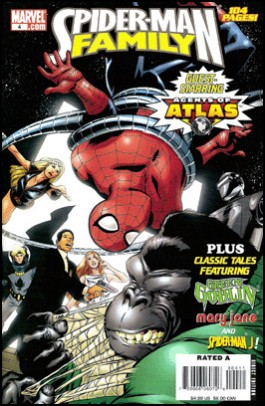 Spider-Man Family (2nd Series) #4