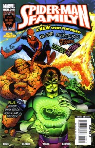 Spider-Man Family (2nd Series) 2007 - 2008 #7