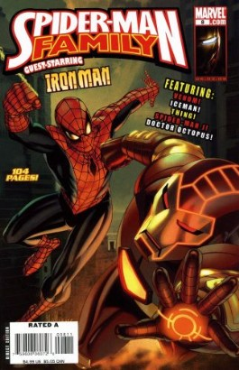 Spider-Man Family (2nd Series) #8