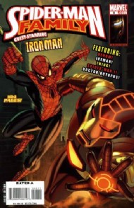 Spider-Man Family (2nd Series) 2007 - 2008 #8